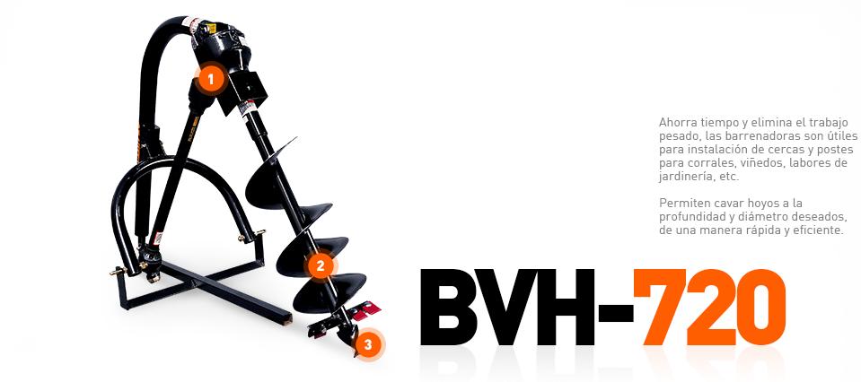 BVH-500/720