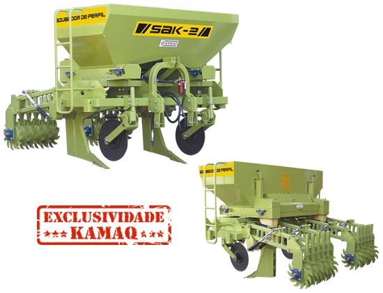 Subsolador Adubador Kamaq SAK-2